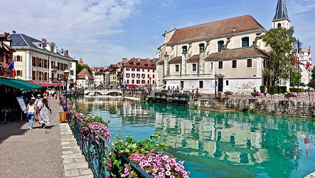 Taxi Grand Annecy